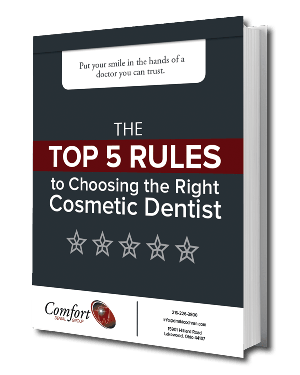 Download our FREE cosmetic dentistry eBook in Lakewood, Ohio