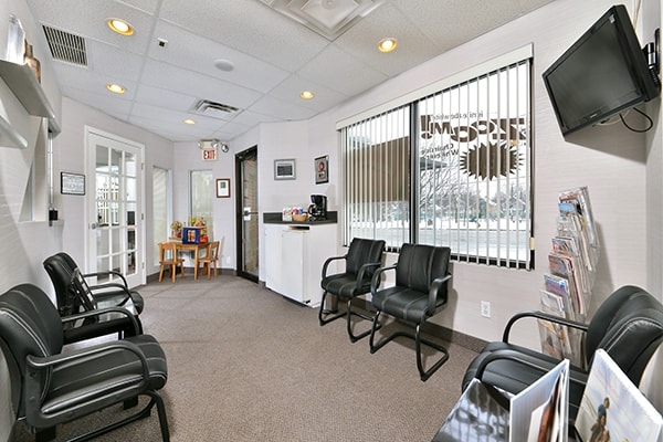 Image of our Lakewood dentist's office