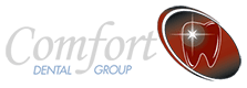 Comfort Dental Group desktop logo